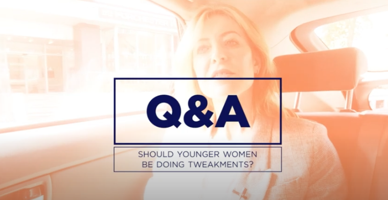 Should young women be having tweakments?